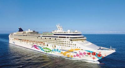 Wii U (console) Screenshot - Norwegian Cruise Line