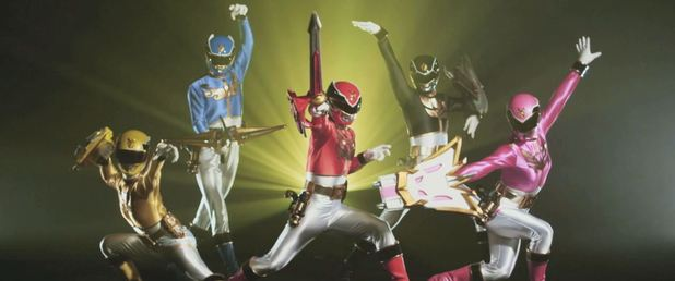Power Rangers Megaforce - Feature