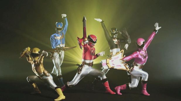 Power Rangers Megaforce Screenshot - Power Rangers