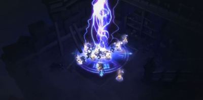 PlayStation 4 (console) Screenshot - Diablo 3 Reaper of Souls