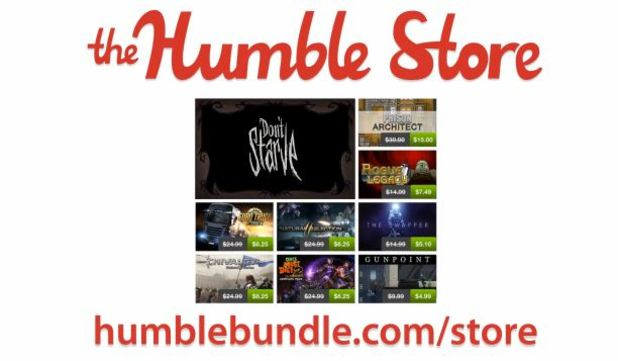 Screenshot - The Humble Store