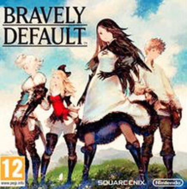 Bravely Default - Feature