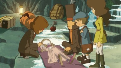 Screenshot - Layton Azran