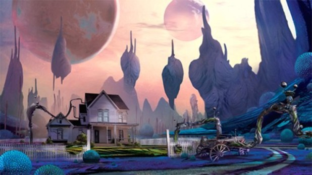 Kickstarter Screenshot - Obduction