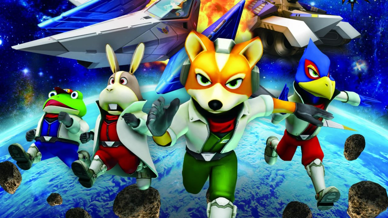 Star Fox WiiU