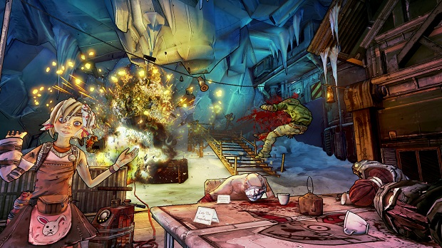 Borderlands - 360, PS3, PC - 3