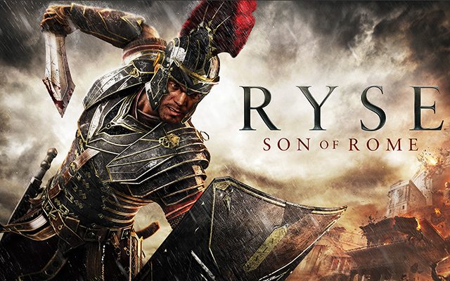 Ryse Son of Rome Title Screen