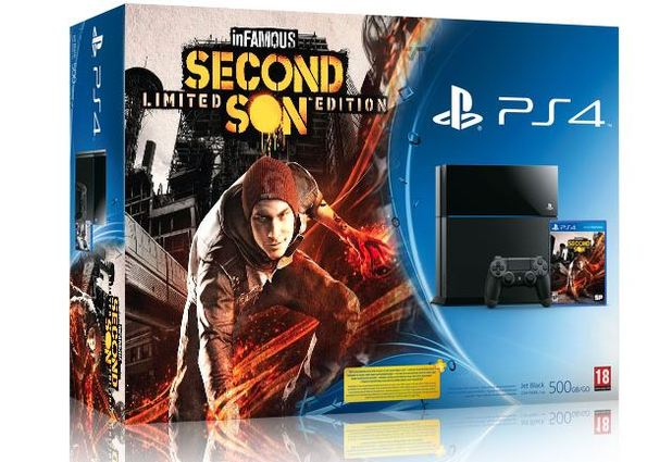 inFamous: Second Son Screenshot - inFamous: Second Son PS4 bundle