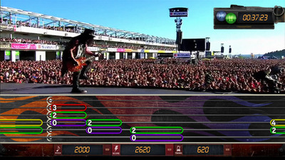 BandFuse: Rock Legends Screenshot - 1156236