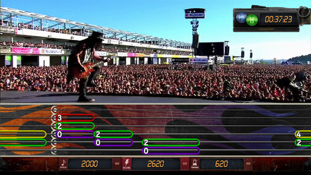 BandFuse: Rock Legends Screenshot - 1156237