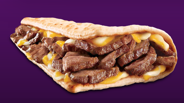 The Fast Food Connoisseur - Taco Bell Steak Stack