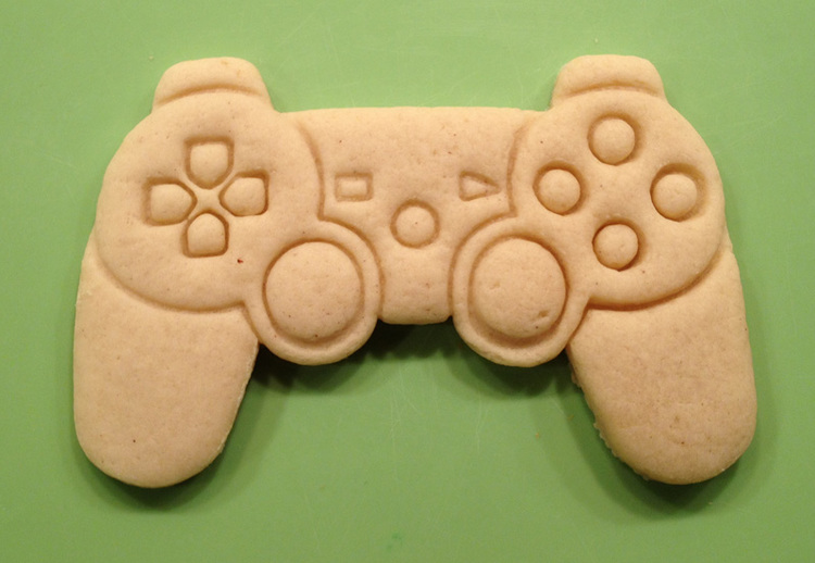 Playstation cookie