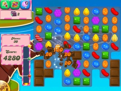 Candy Crush Saga Screenshot - Candy Crush Saga