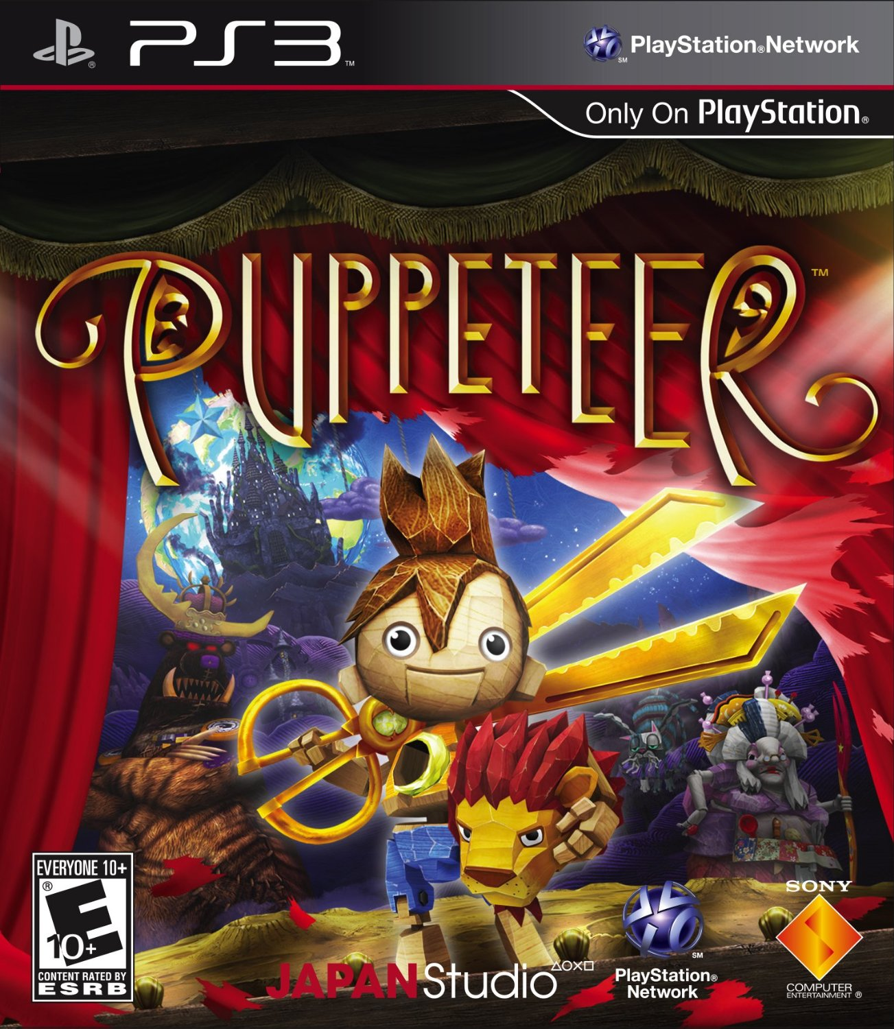 Puppetee PS3