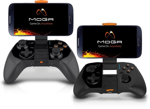 Gear & Gadgets Screenshot - Moga power series