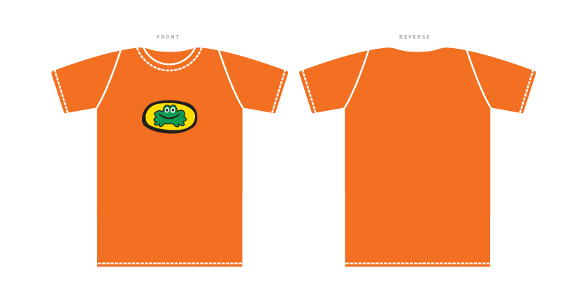 parappa the rappa tshirt