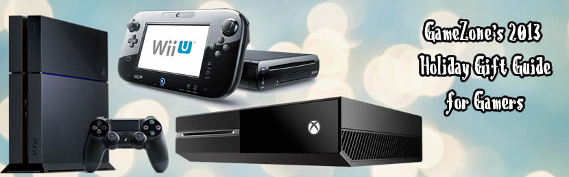 gamezone's 2013 holiday gift guide for games