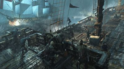 Assassin's Creed 4: Black Flag Screenshot - 1156469