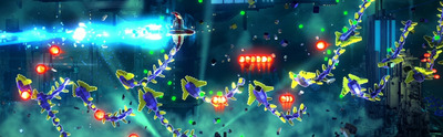 Resogun Screenshot - Resogun