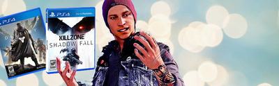 Holiday Gift Guide 2013 Screenshot - GameZone's 2013 Holiday Gift Guide for Gamers - PS4
