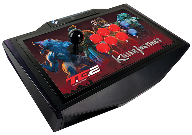 Killer instinct fight stick
