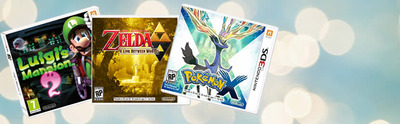 GameZone's 2013 Holiday Gift Guide for Gamers - 3DS
