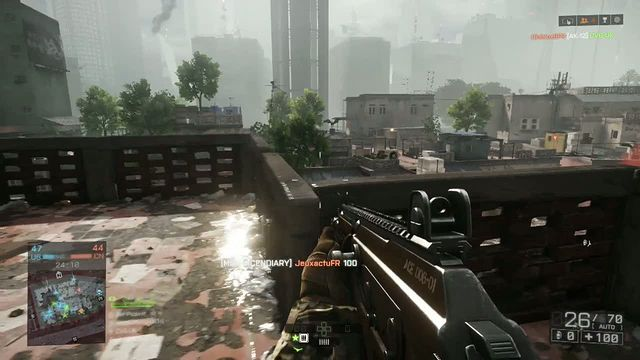 Battlefield 4 Floodzone map