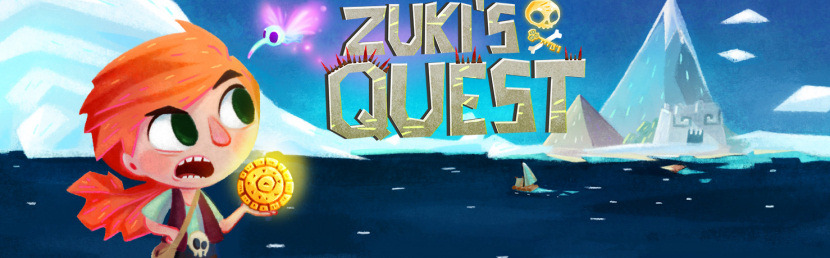 Zuki's Quest featured