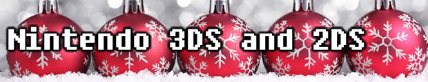 GameZone's Holiday Gift Guide for Gamers - Nintendo 3DS and 2DS