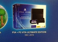 PS4 and Vita Ultimate Bundle