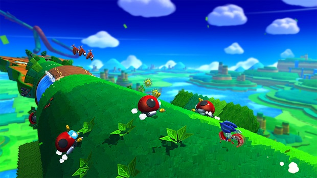 Sonic Lost World - Wii U - 1