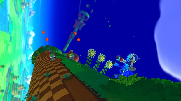 Sonic Lost World - Wii U - 3