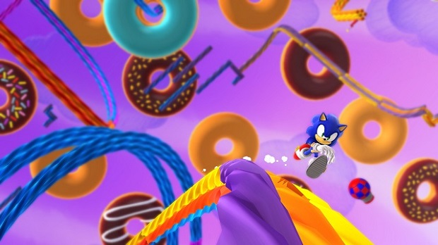 Sonic Lost World - Wii U - 4