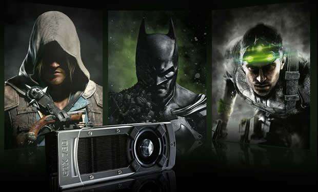 nvidia geforce graphics card bundle