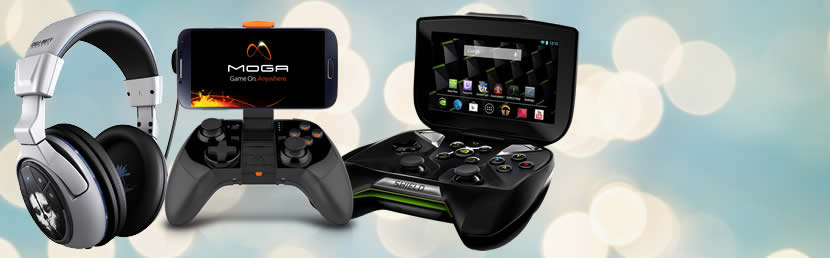 GameZone's 2013 Holiday Gift Guide for Gamers - Peripherals