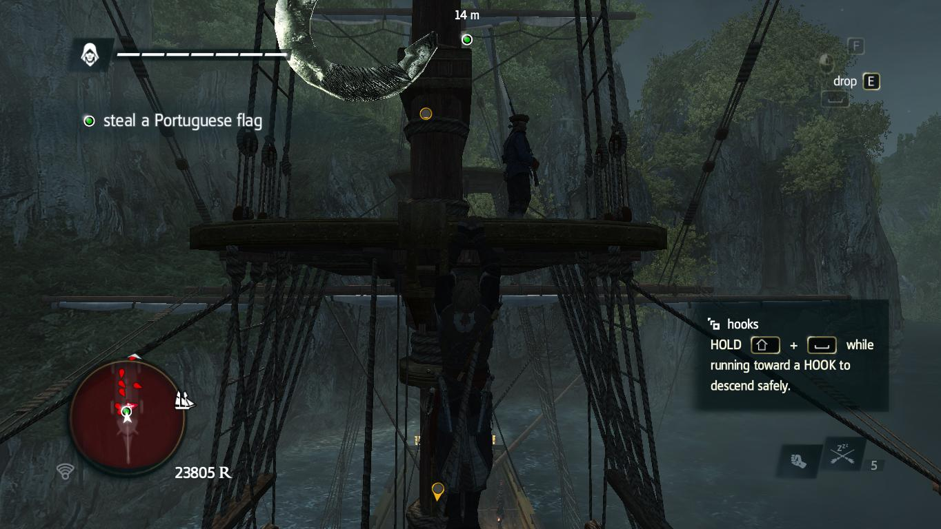 Assassin's Creed IV: Black Flag Walkthrough - Page 3