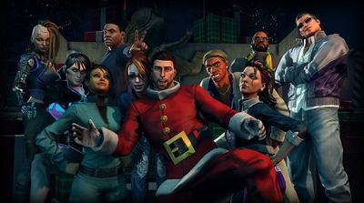 Saints Row 4 Screenshot - 1156821