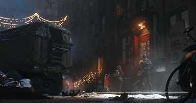 The Division Screenshot - 1156844