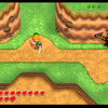 The Legend of Zelda: A Link Between Worlds Screenshot - Crack in the wall