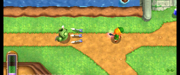 The Legend of Zelda: A Link Between Worlds - Feature