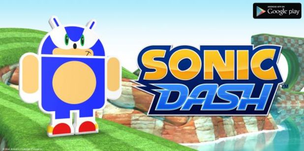 SONIC DASH Screenshot - 1156884