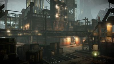 Killzone: Mercenary Screenshot - Killzone: Mercenary Map 1