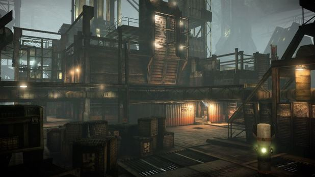 Killzone: Mercenary Map 1
