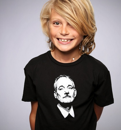 bill murray kids tee