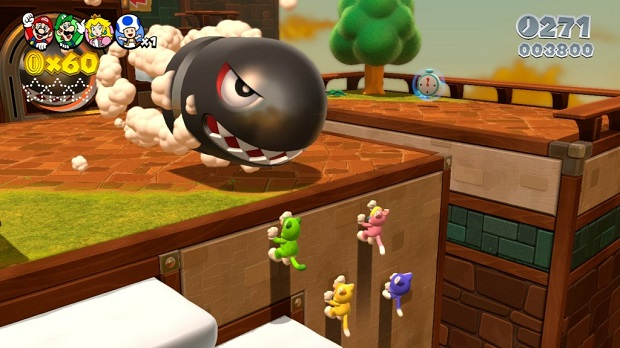 Super Mario 3D World - Wii U - 5