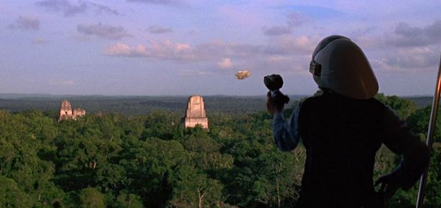 Star Wars Yavin 4