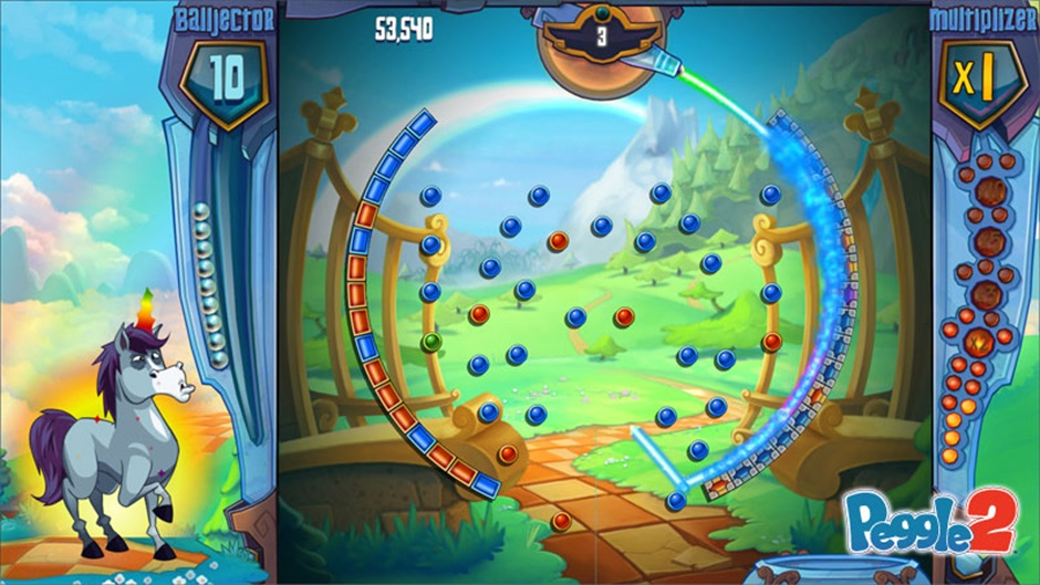 on download ps4 2 peggle