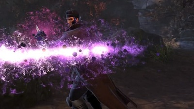 Marvel Heroes Screenshot - gambit marvel heroes