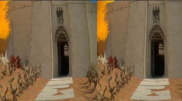 The Witness Screenshot - The Witness Oculus Rift support