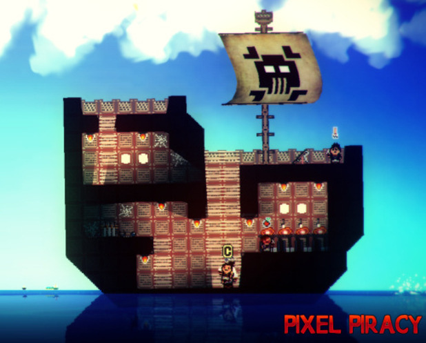 Screenshot - Pixel Piracy